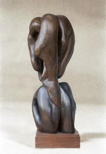 sculpture bois hêtre
