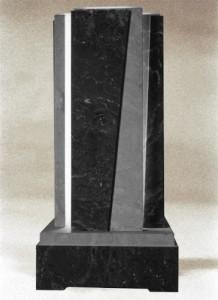 éclairage sculpture marbre