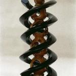 sculpture bois If & Tilleul