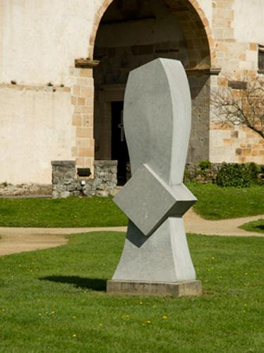 sculpture marbre d'arudy