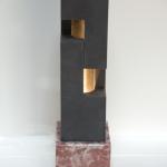 sculpture lumineuse